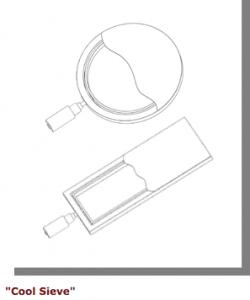Ultrasonic Deblinding Solution Ultrasonic Sieves